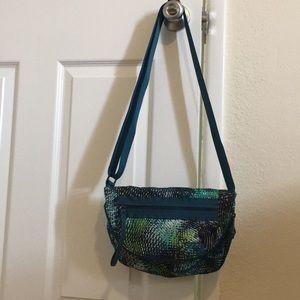 Lululemon Seawheeze Edition Messenger Bag!
